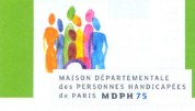 Logo mdph75